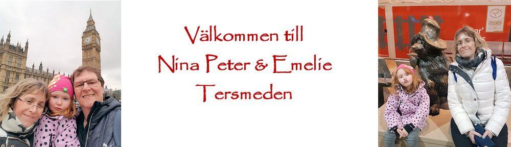 Nina o Peter Tersmeden